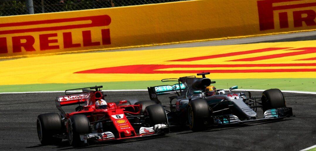 Hamilton-Vettel-Formula 1