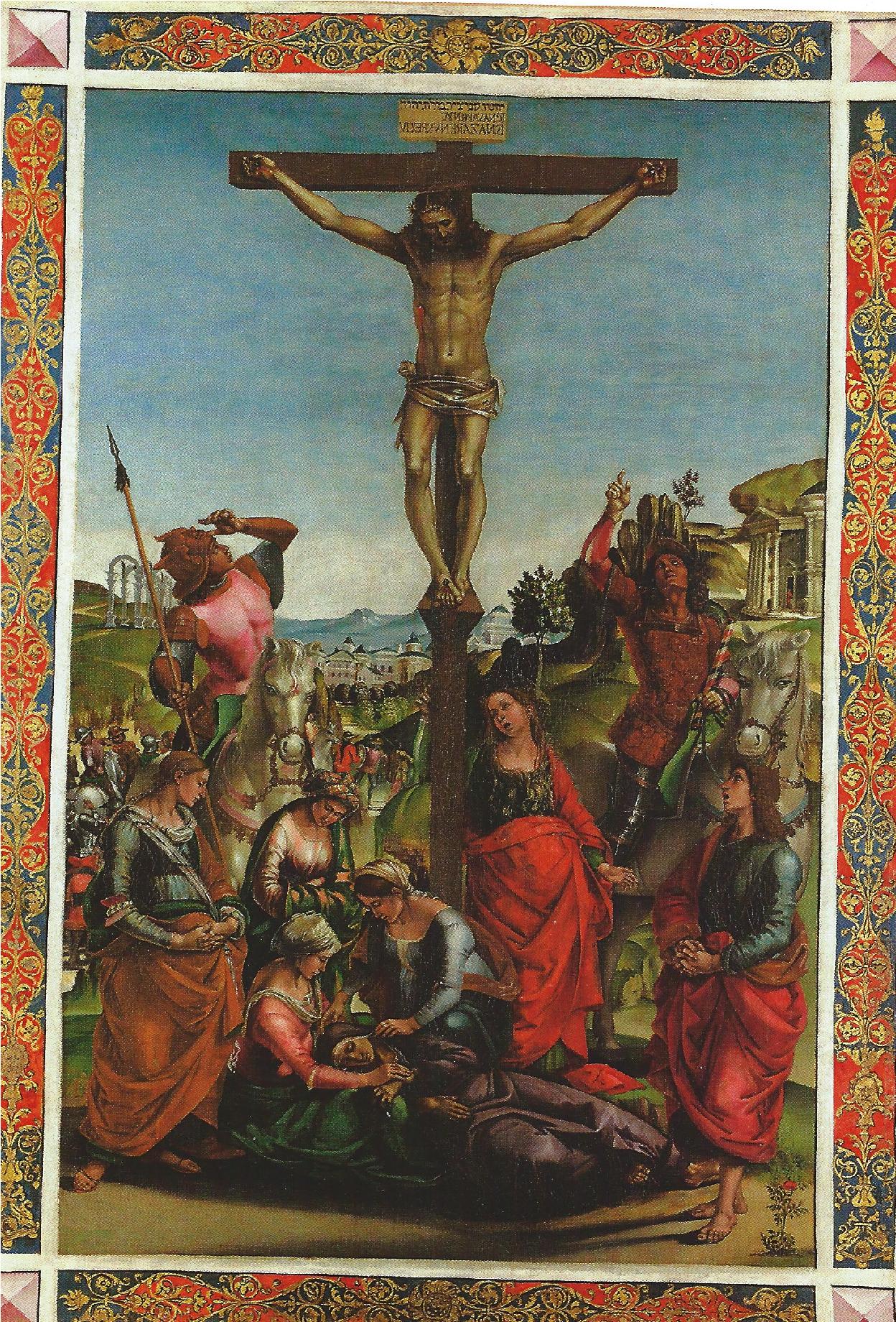 Crocifissione Signorelli