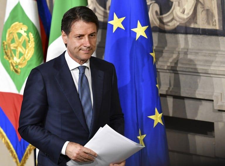 Giuseppe Conte, Premier incaricato