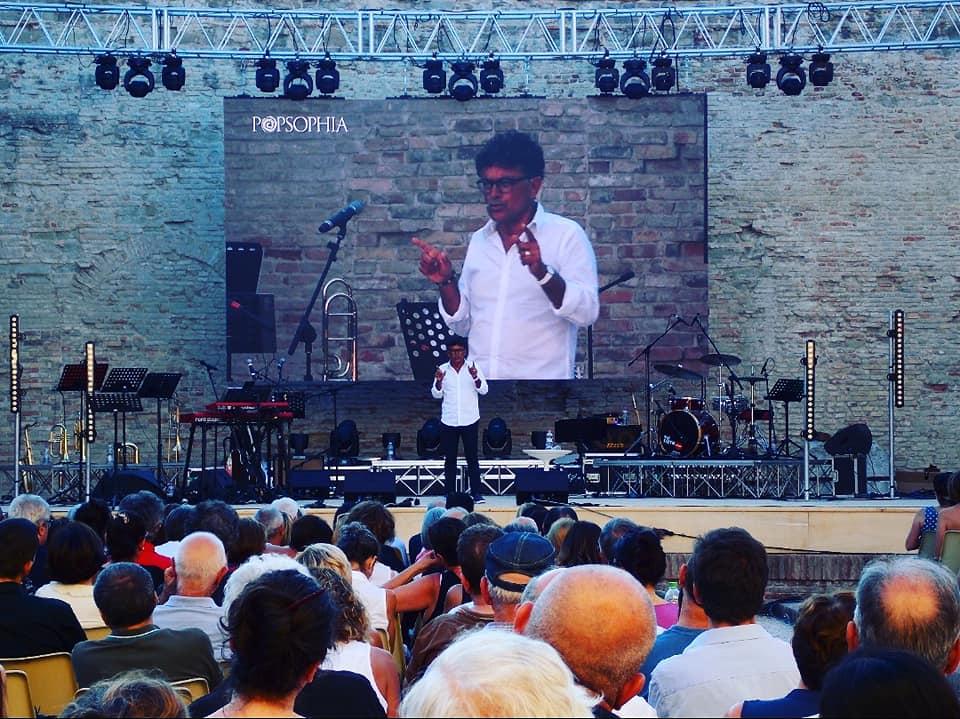 Marcello Veneziani - foto di Francesca Vannini