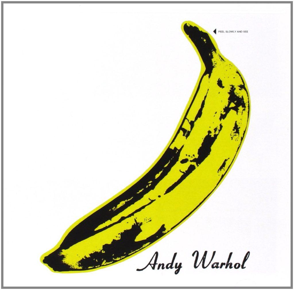Andy Wahrol, The Velvet Underground & Nico, 1967