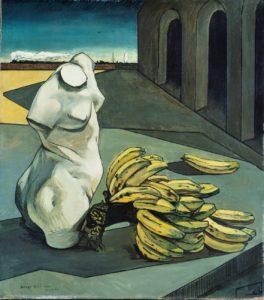 Giorgio de Chirico, L'Incertezza del poeta, 1913, Tate Modern, Londra