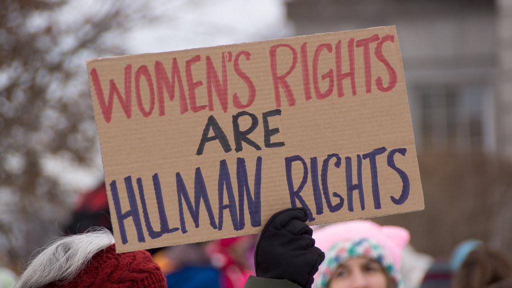 I diritti delle donne sono diritti umani