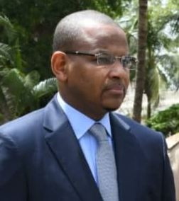 Il primo ministro del Mali Boubou Cissé
