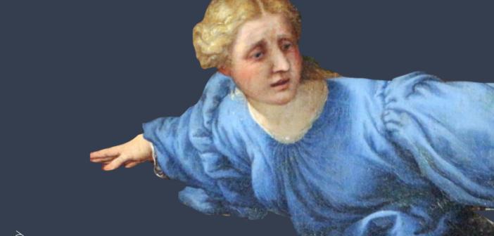 Ai piedi della Croce - La crocifissione di Lorenzo Lotto a Monte San Giusto