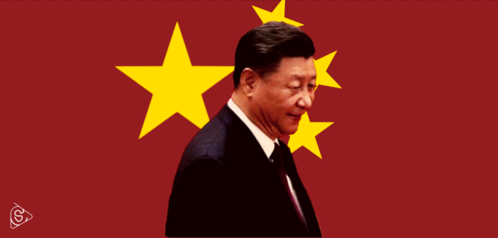 Plenum - Xi Jinping
