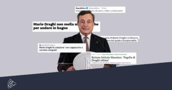 Mario Draghi by Sistema Critico