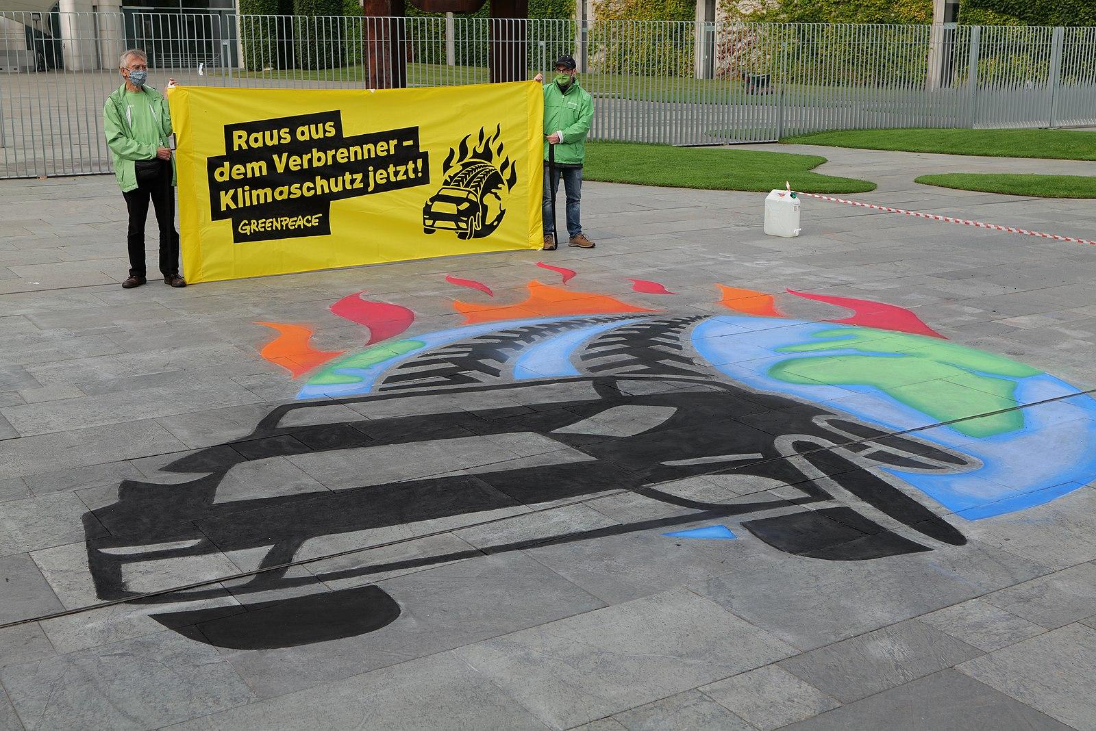 Arte in difesa dell'ambiente e dell'ecologia