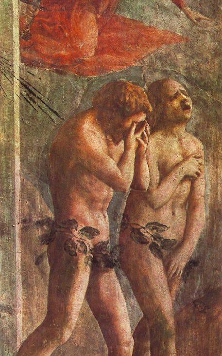 Esempio di nudo nell'arte del primo Rinascimento e censura