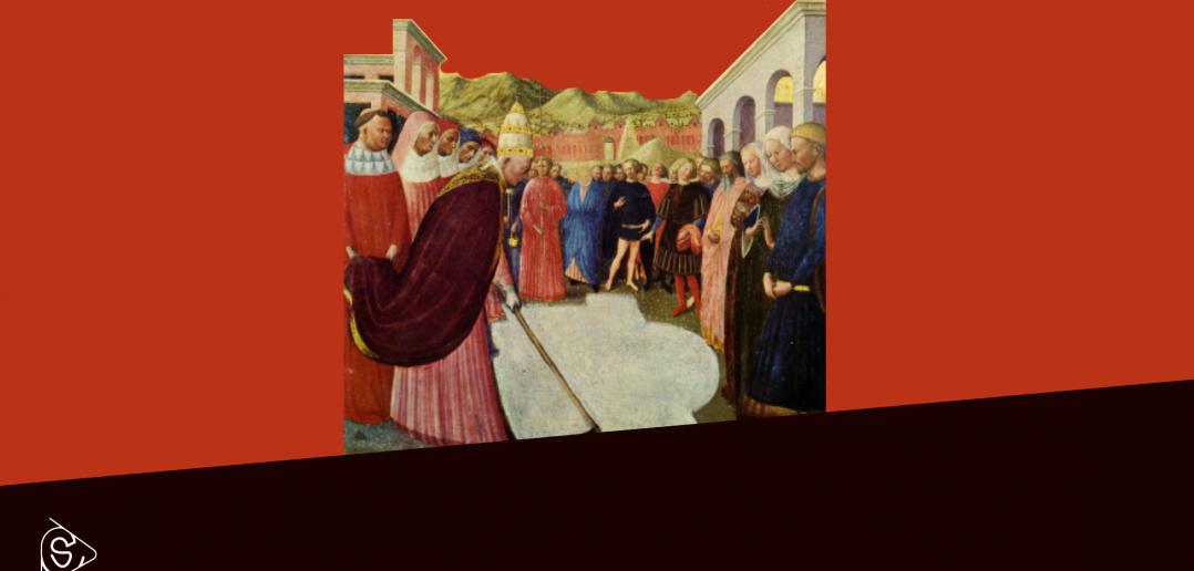 Masolino - Madonna della Neve