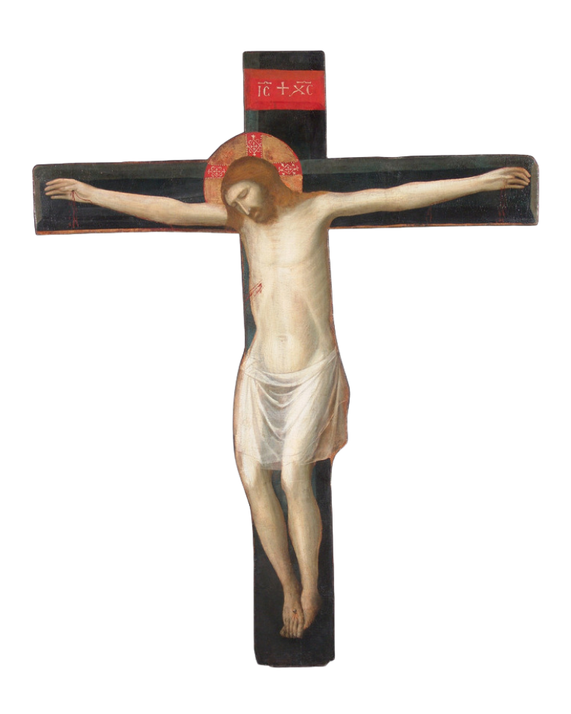 Giovanni da Rimini, Croce Moretti Galelrt, 1309-1414, Moretti Gallery, Londra